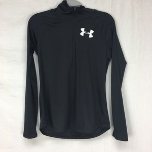 Under Armour Black Lightweight Hoodie
